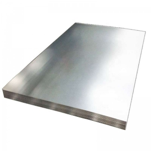 Tinplate vs galvanized steel